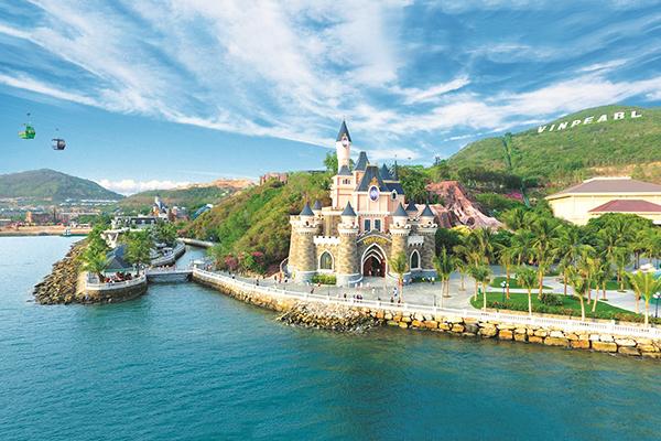 Thiên đường Vinpearl Land Nha Trang