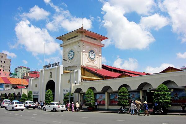 Chợ Bến Thành – biểu tượng Sài Gòn