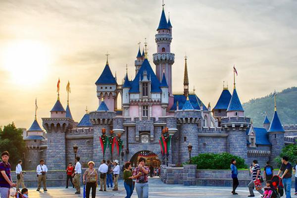 Disneyland – Thiên đường giải trí