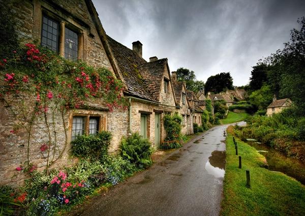 Bibury – ngôi làng cổ đẹp nhất nước Anh