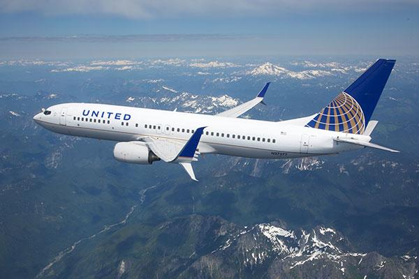 United Airlines - hãng hàng không hàng đầu của Mỹ