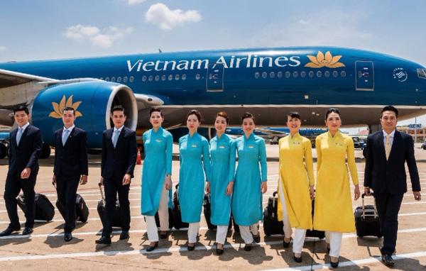 Vietnam Airlines là hãng hàng không uy tín và chất lượng nhất tại Việt Nam