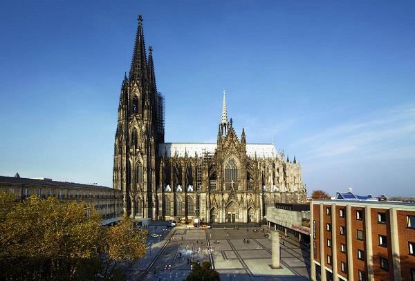 Nhà thờ lớn Cologne
