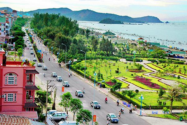 Thành phố Vinh hiện đại