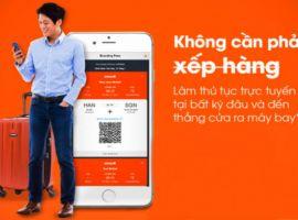 Hướng dẫn check-in online Jetstar chỉ 4 bước đơn giản