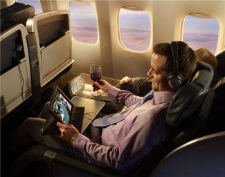 Lưu ý khi sử dụng laptop trên máy bay