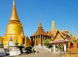 Vé máy bay đi Thái Lan Vietjet giá rẻ ưu đãi