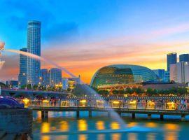 Đặt vé máy bay đi Singapore Vietjet giá rẻ ưu đãi 2018
