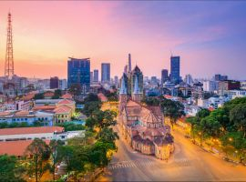 Vé máy bay Hà Nội Sài Gòn