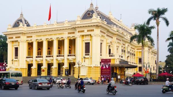 Giá vé máy bay Vietjet Đà Nẵng đi Hà Nội