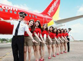 Bảng giá vé máy bay Vietjet Air